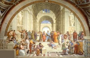 G5RAFF032_4_La Escuela De Atenas