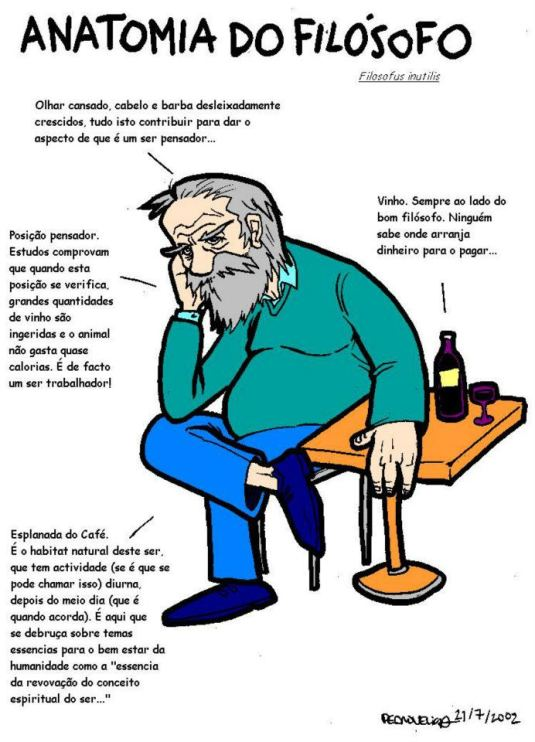 filósofos con barba | El rincón de Sofista