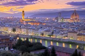 Florencia, cuna de Maquiavelo