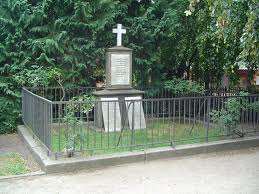 tumba de Soren Kierkegaard