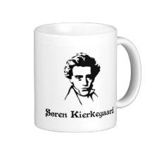 Taza Soren Kierkegaard