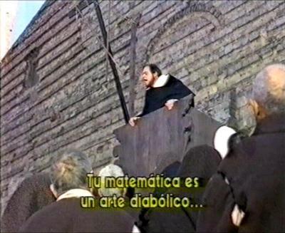 Galileo, de Liliana Cavani (3/5)