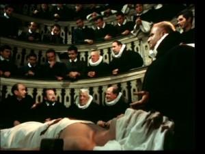 Galileo - Teatro anatomico