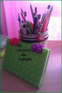 El escritorio de Sofista